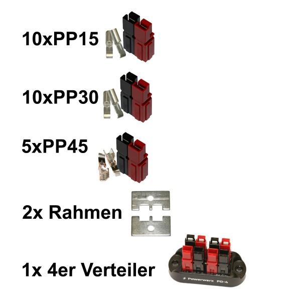 PowerPole® Starterkit P2