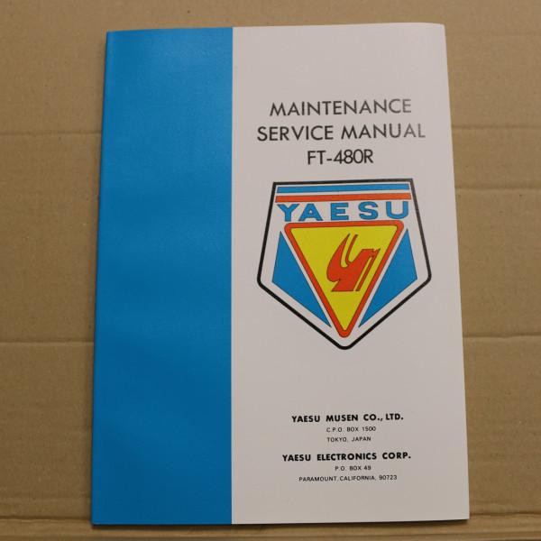 Yaesu FT-480R Maintenance SM